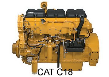 Caterpillar C15 - C18 engine Manual & Parts Catalog