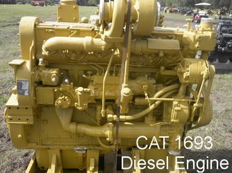 Caterpillar 1693 diesel engine