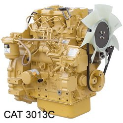 Caterpillar 3000 Series engine Manual & Parts Catalog