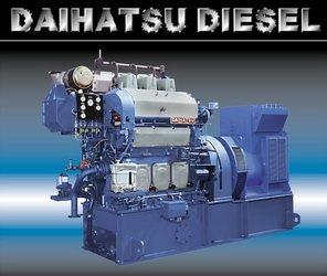DAIHATSU Engine Manuals & Parts CatalogsPDF manuals and spare parts catalogs