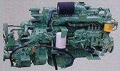 Doosan marine diesel