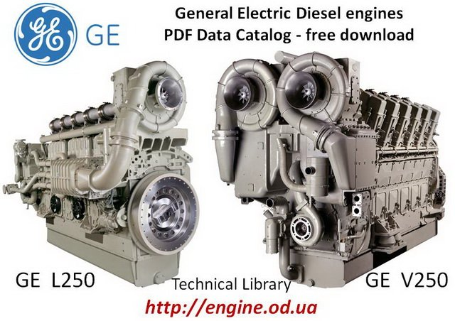General Electric engine Manuals & Parts Catalogs