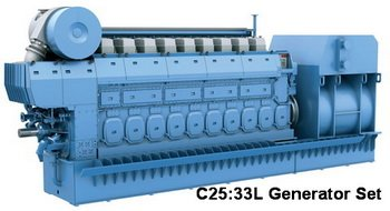 C26-33 gas engine