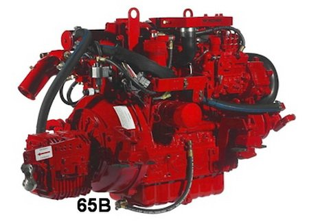 westerbeke diesel engines  spare parts catalogs, service & operation manuals