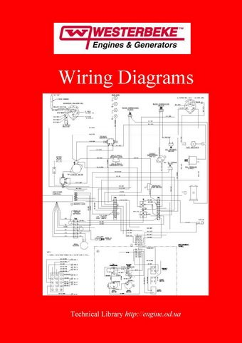WESTERBEKE engine Manuals   Parts Catalogs
