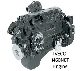 Iveco N60NET engine