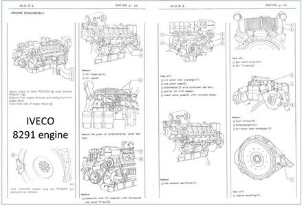 iveco 8280 8291 8360 8361 8365 8460 3230ma engine manuals rh engine od ua iveco f4ge engine service manual iveco f4ge engine service manual pdf