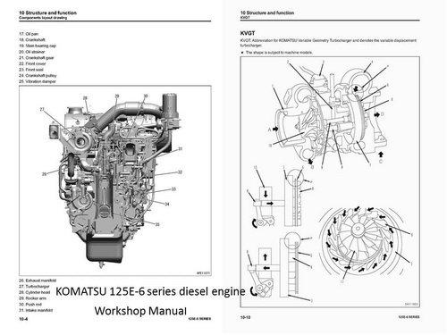 denyo service manual on