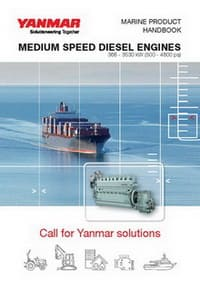 YANMAR engine Manuals & Parts Catalogs