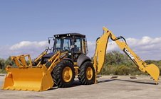 CASE Backhoe loaders