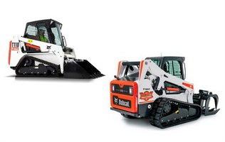 BOBCAT track loader Manuals & Parts Catalogs