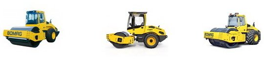 Bomag Rollers And Asphalt Pavers Manuals  U0026 Parts Catalogs