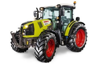 CLAAS ARION 460-410 tractor
