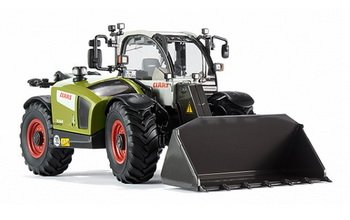 CLAAS Telehandler Service manuals and Spare parts Catalogs