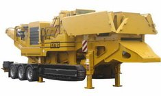 EXTEC Crusher, Service manuals and Spare parts Catalogs