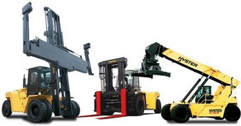 HYSTER Forklift Service manuals and Spare parts Catalogs