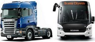 SCANIA Truck & Bus Service manuals & Parts Catalogs
