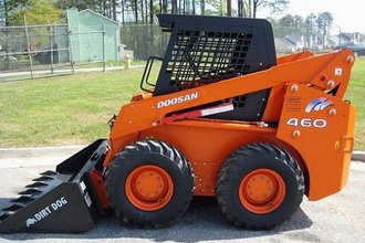 Doosan Skid steer loader 460 series