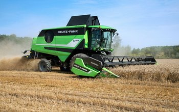 DEUTZ FAHR COMBINE 7000 SERIES