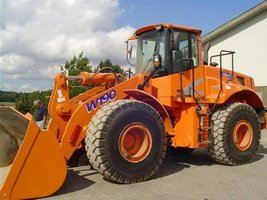 Fiat Kobelko W190 Evolution Wheel Loader