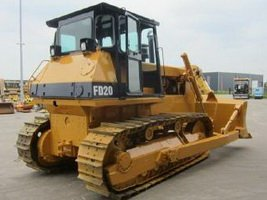 Fiat Allis Bulldozer FD20-A