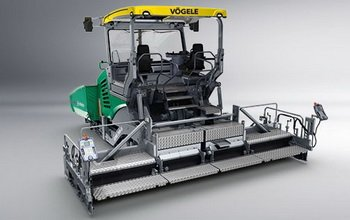 VOGELE Screeds SB250
