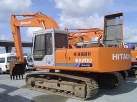 Hitachi ex200-2 excavator technical workshop manual pdf.