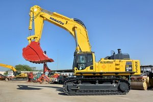 KOMATSU Excavator PC410-PC1250 Service manuals and Spare