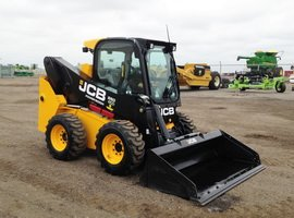 JCB Skid Steer Loader 260