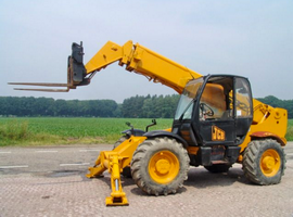 JCB Telehandler Service manuals and Spare parts Catalogs on