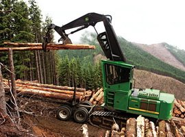 Forestry Machine 2454D