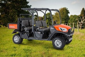 Kubota RTV-X1140 4WD Utility Vehicle