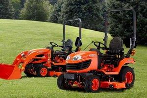 Kubota BX2370RV60-1 Garden-Lawn tractor