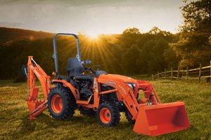 Kubota B2601 Diesel Tractor
