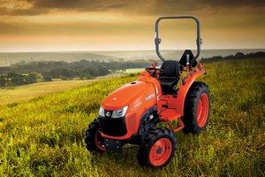 Kubota Standard L Series Tractors