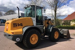Liebherr Stereo, Wheel loaders L514