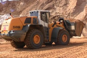 Liebherr Wheel loader L586