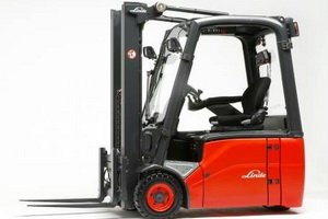Linde Warehouse Forklift L type