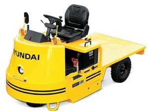 Hyundai Two track Forklifts 40TA-15PA-7