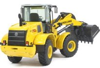 NEW HOLLAND Wheel Loader LW and W series