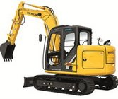 NEW HOLLAND E series Medium Excavator