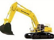 NEW HOLLAND EC & EH series Excavator
