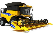 NEW HOLLAND CL & CR Series Combine