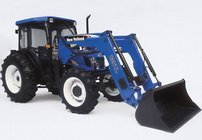 NEW HOLLAND TL & TM Series Tractor