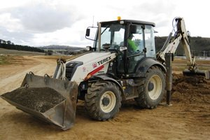 Terex Backhoe-loader TLB-840-1