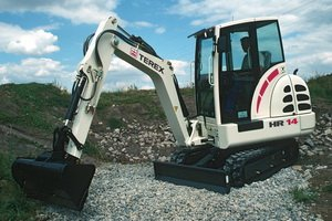 Terex Mini-Excavator TC29