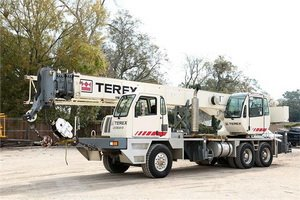 Terex All Terrain Cranes T340-1XL