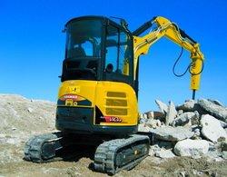 YANMAR Excavator SV, VIO Service manuals and Spare parts