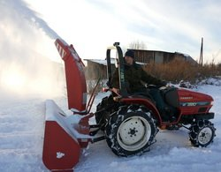 Yanmar Snowblower