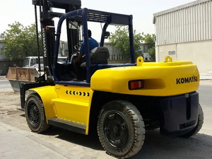 KOMATSU forklift Service manuals and Spare parts Catalogs